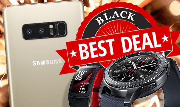 Samsung has unveiled a number of Black Friday deals ahead of the popular sales event