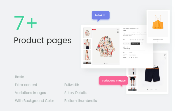 Amely - Classy eCommerce WordPress Theme For WooCommerce