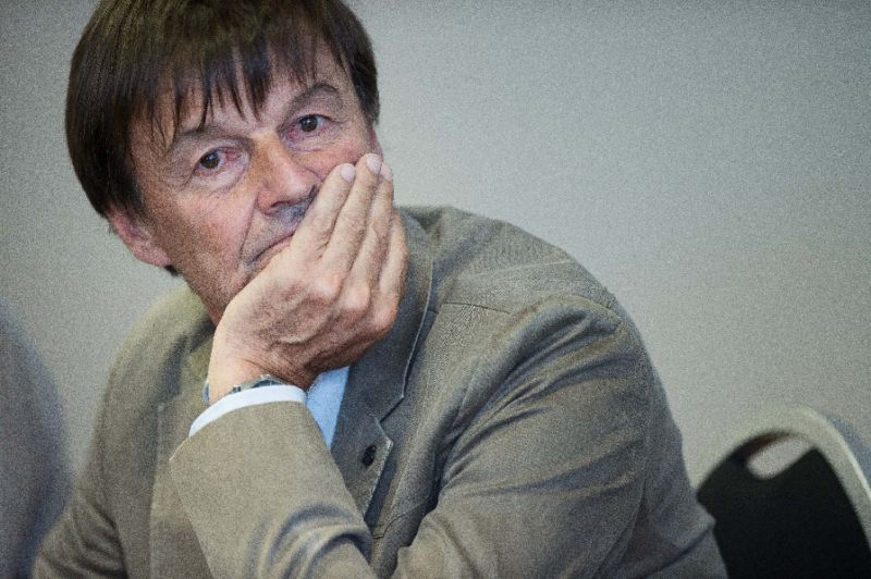 France's Environment Minister Nicolas Hulot has announced his surprise resignation