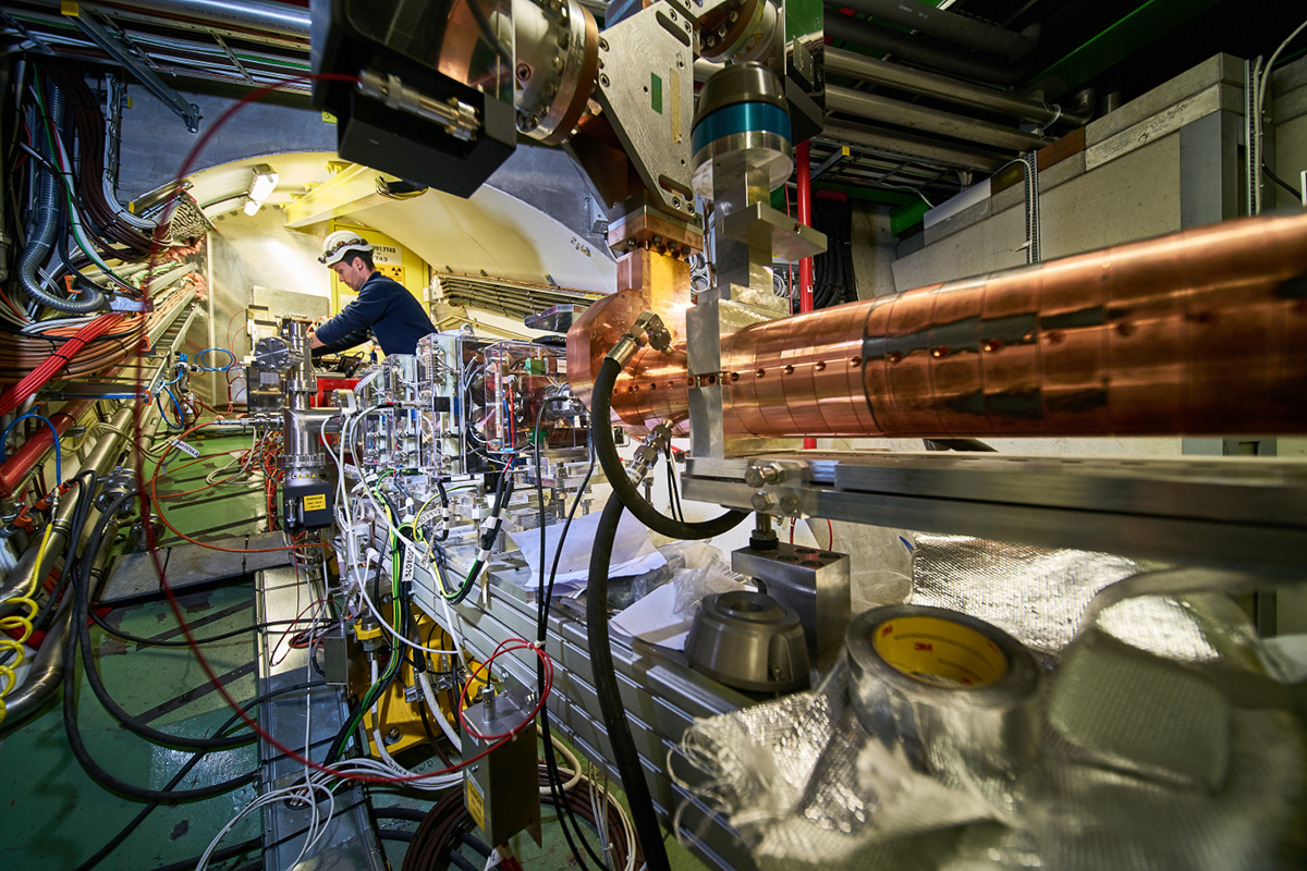 AWAKE is boosting electrons faster than ever before