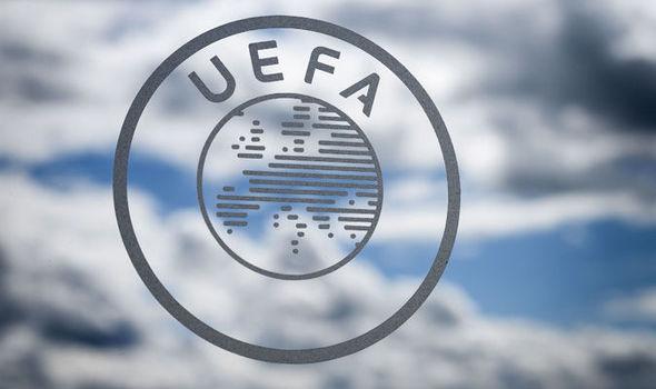 Champions League draw LIVE