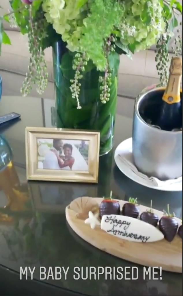 Gabrielle Union, Instagram, Anniversary