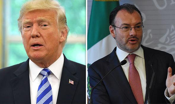 Donald Trump US Mexico deal