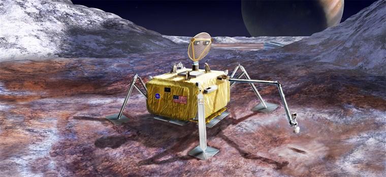 Image: Europa Lander