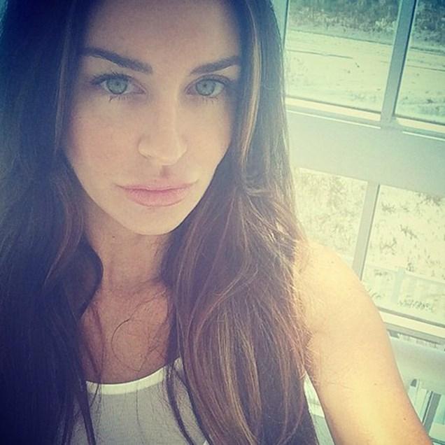 Ex-Playboy model Christiina Carlin-Kraft was found strangled in a condo in Ardmore, Pennsylvania on Aug 22, 2018.
