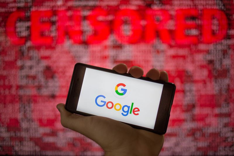 Leading Rights Groups Call on Google Not to Censor Its Search Engine in China