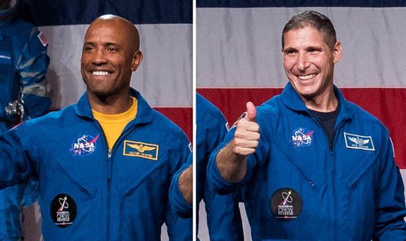 NASA news: Victor Glover and Michael Hopkins