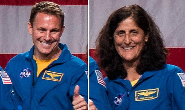 NASA news: Josh Cassada and Sunita Williams