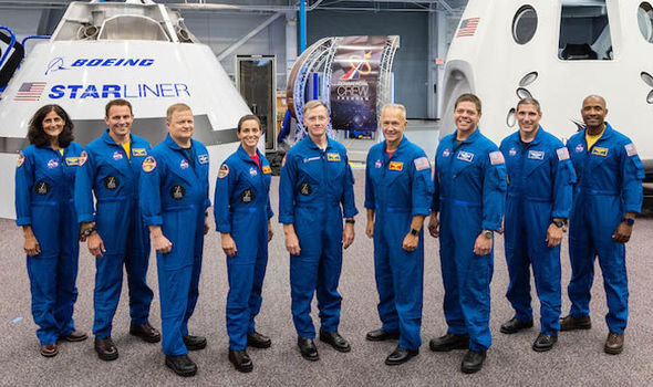 NASA news: Nine astronauts for ISS mission