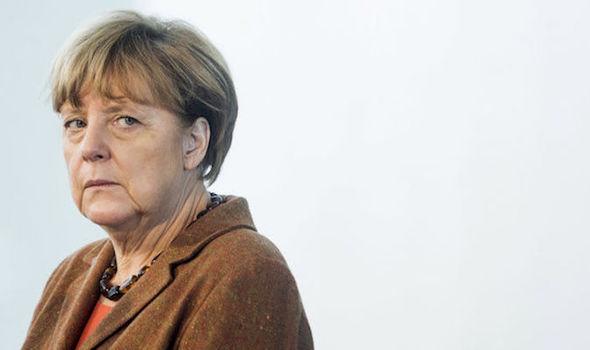 Angela Merkel has been g]clinging to power since her open door migrant policy backfired