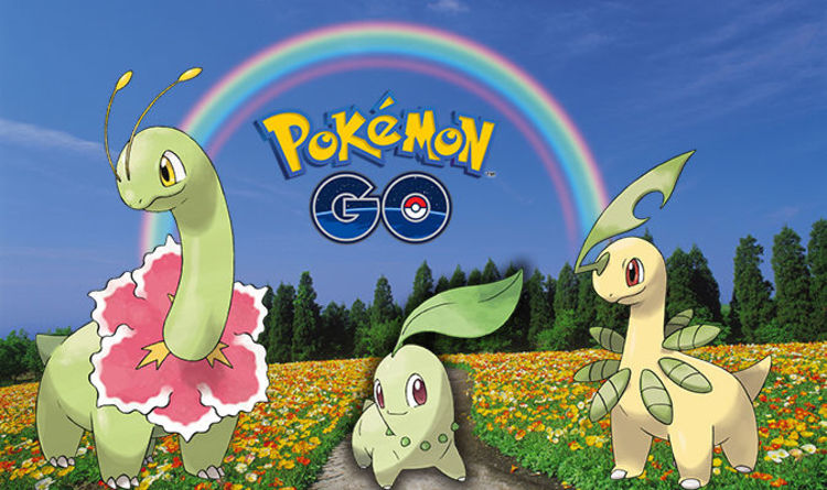 Pokemon Go Community Day Countdown Chikorita Event Start Date End
