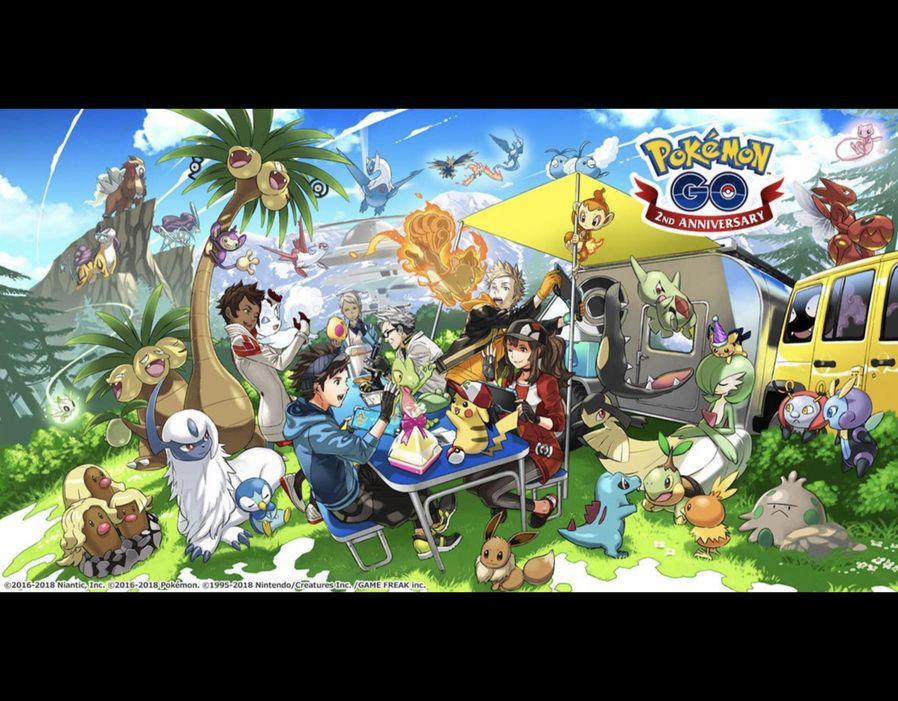 Pokemon Go news  Kecleon in Ditto confusion ab736cf063
