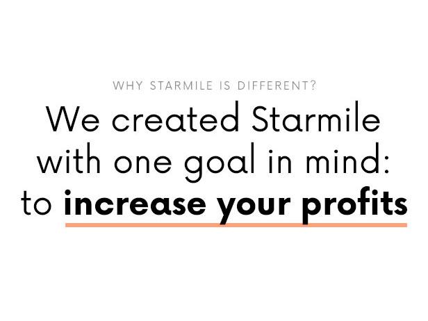 Starmile Blog Monetization WordPress Theme - Solution
