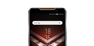 "ROG Phone Gaming Smartphone ZS600KL-S845-8G128G - 6"" FHD+ 2160x1080 90Hz Display - Qualcomm Snapdragon 845 - 8GB RAM - 128GB Storage - LTE Unlocked Dual SIM Cell Phone - US Warranty"