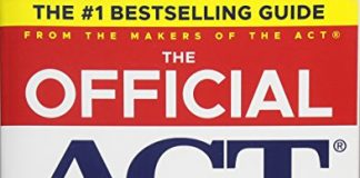 The Official ACT Prep Guide, 2018-19 Edition (Book + Bonus Online Content)