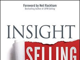 Insight Selling: Surprising Research on What Sales Winners Do Differently