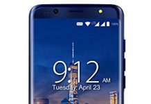 "NUU Mobile G3 5.7"" 64GB Unlocked Cell Phone Android Oreo (Go edition) - 4GB Ram Dual-SIM GSM 4G LTE - Dual Camera 13 MP Fingerprint ID Fast Charge"