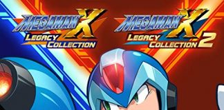 Mega Man X Legacy Collection 1 + 2 - PS4 [Digital Code]