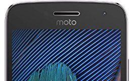 Moto G Plus (5th Generation) - Lunar Gray - 32 GB - Global Unlocked