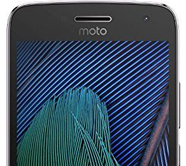 Moto G Plus (5th Generation) - Lunar Gray - 32 GB - Global Unlocked