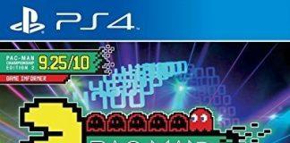 Pac-Man Championship Edition 2 + Arcade Game Series - PlayStation 4