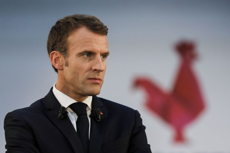 Emmanuel Macron Wants to Be Globalism's Champion. Here's Why He's Failing