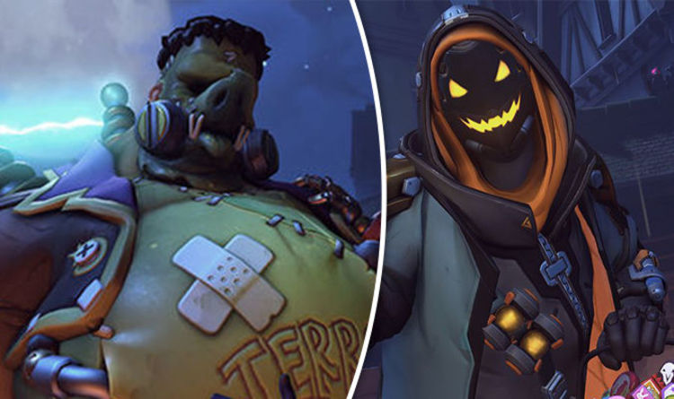 overwatch halloween terror 2018 has been given an october 9 release date on ps4 xbox one and pc