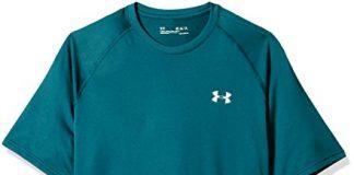 Under Armour Men's Tech Short Sleeve T-Shirt, Tourmaline Teal (716)/Tin, XXX-Large