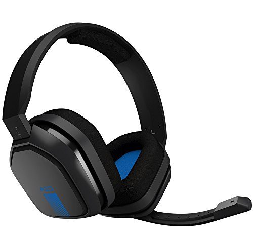 ASTRO Gaming A10 Gaming Headset - Blue - PlayStation 4