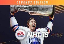 NHL 19 Legends Edition   - PS4 [Digital Code]