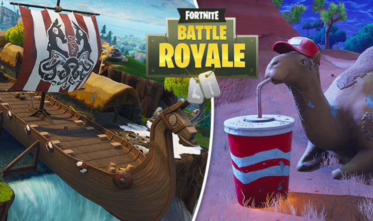 Vehicle Time Trials Fortnite Battle Royale Locations Filmsstreaming
