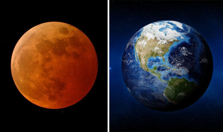 Lunar Eclipse 2019 Over America When Is The Next Blood Moon Lunar