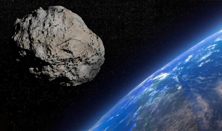 NASA asteroid WARNING: 700-foot-wide space rock on 62 RISK ...