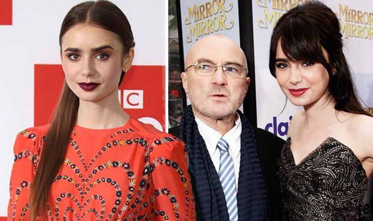 Lily Collins: Les Miserables star opens up on relationship ...