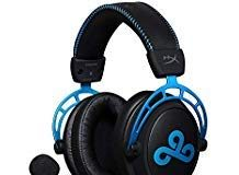 HyperX Cloud Alpha Gaming Headset - Cloud9 Edition for PC, PS4 & Xbox One, Nintendo Switch (HX-HSCAC9-BL)