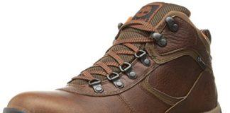 Timberland Men's Mt. Maddsen Mid Leather Wp Hiking Boot, Brown Full Grain, 11 Medium US