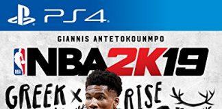 NBA 2K19 - PlayStation 4