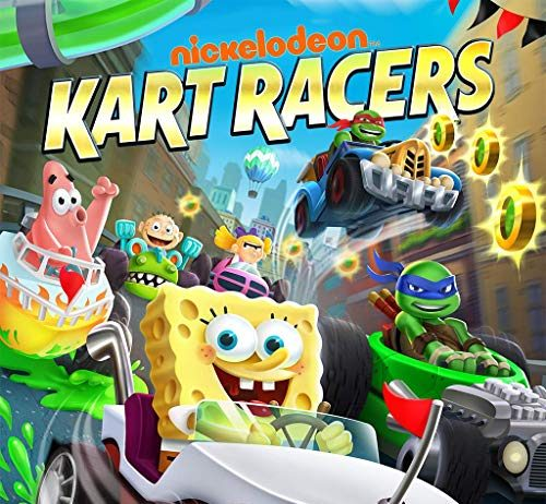 Nick Kart Racer - PS4 [Digital Code]