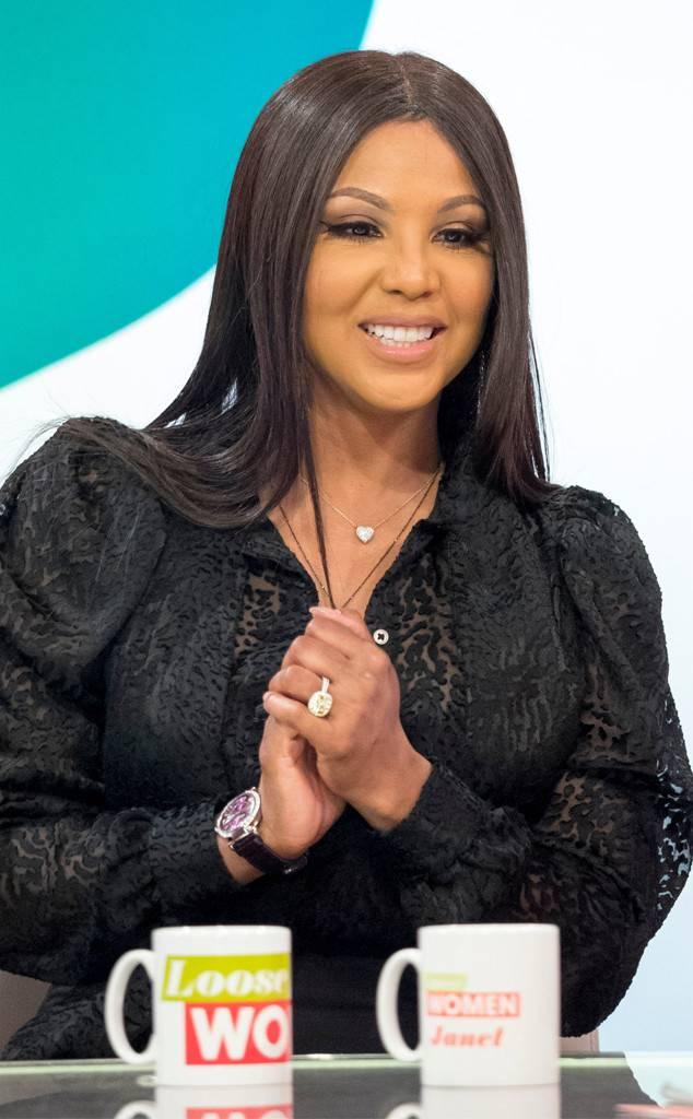 Toni Braxton, Ring