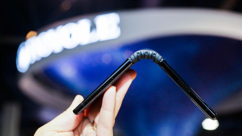 Royole FlexPai phone