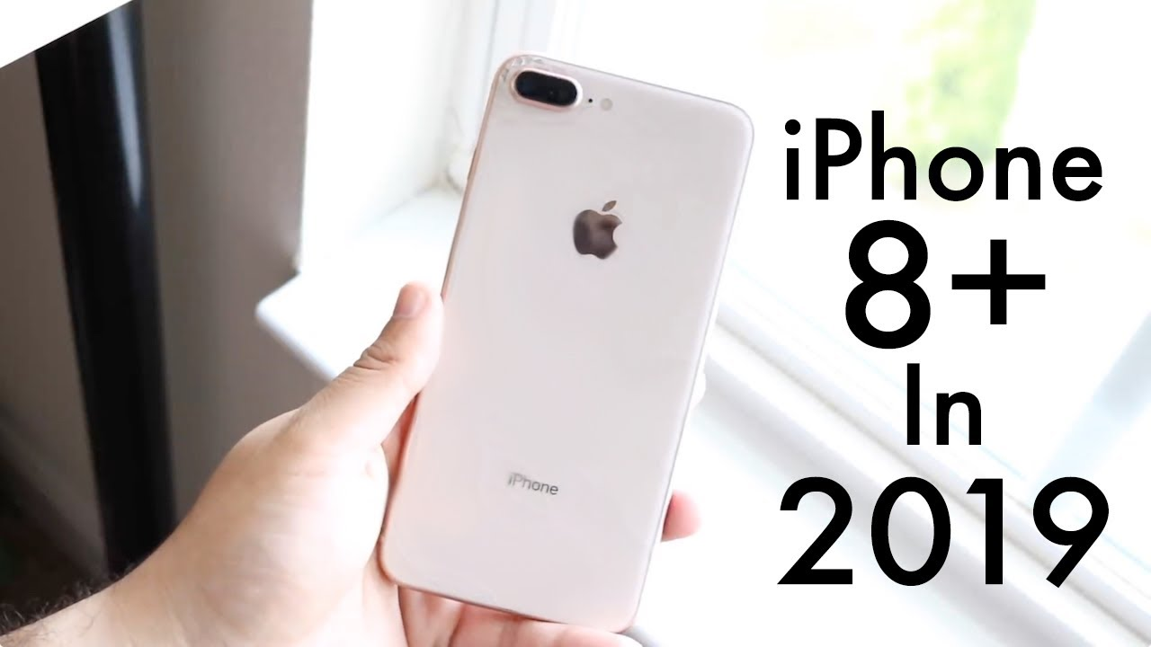iPHONE 8 PLUS In 2019! (Still Worth It?) (Review) - News Flash