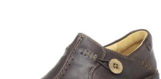 CLARKS Women's Un.Loop, Brown Leather, 8.5 M US