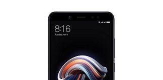Xiaomi Redmi Note 5 32GB ROM + 3GB RAM, Dual Camera, Unlocked Smartphone - International Version (Black)