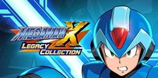 Mega Man X Legacy Collection - PS4 [Digital Code]
