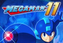 Mega Man 11 - PS4 [Digital Code]