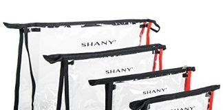 SHANY Clear Travel Makeup Bag - Cosmetics Organizer  - Matryoshka