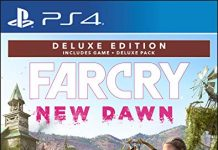 Far Cry New Dawn - Deluxe Edition - PS4 [Digital Code]