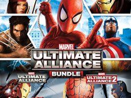 Marvel: Ultimate Alliance Bundle - PS4 [Digital Code]