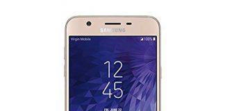 Samsung Galaxy J7 Refine - Virgin Mobile - Prepaid Cell Phone - Carrier Locked