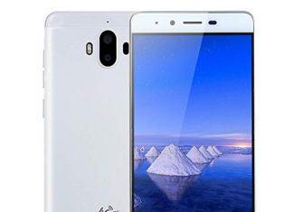 """Unlocked Cell Phones   5.5"""" Android Dual SIM Smartphone, 4-Core Processor, 512RAM 4GB ROM, Dual Camera Cellphones GSM 3G WiFi Mobile Phone (White)"""
